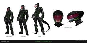 Oceanea Elite Soldier Suits