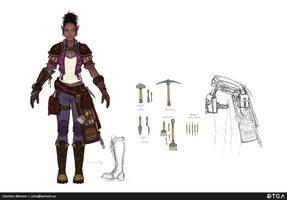 JRPG: Nadia Concept