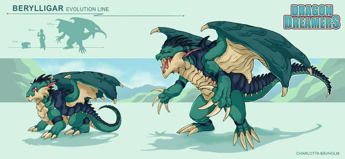 Dragon Dreamers: Berylligar