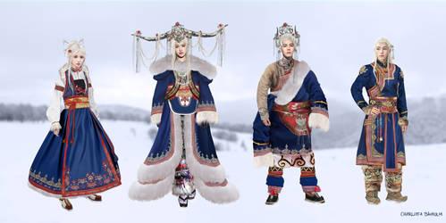 JRPG Project - Northerner Fashion