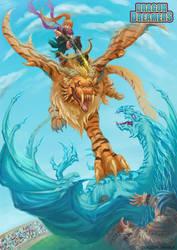 Dragon Dreamers - Smackdown!