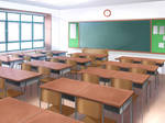Class Room Background