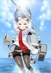 The Proud Ship Murakumo! Kantai Collection