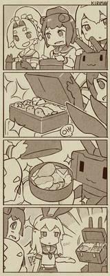 Kiriman 03: Bento Surprise