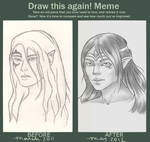 Draw This Again - Arye