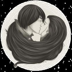 A Raven's Kiss...