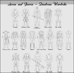 CM - Aeran and Beeren Wardrobe