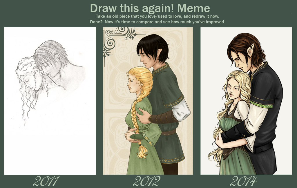 Draw This Again - Jurre and Emrah by Gnewi