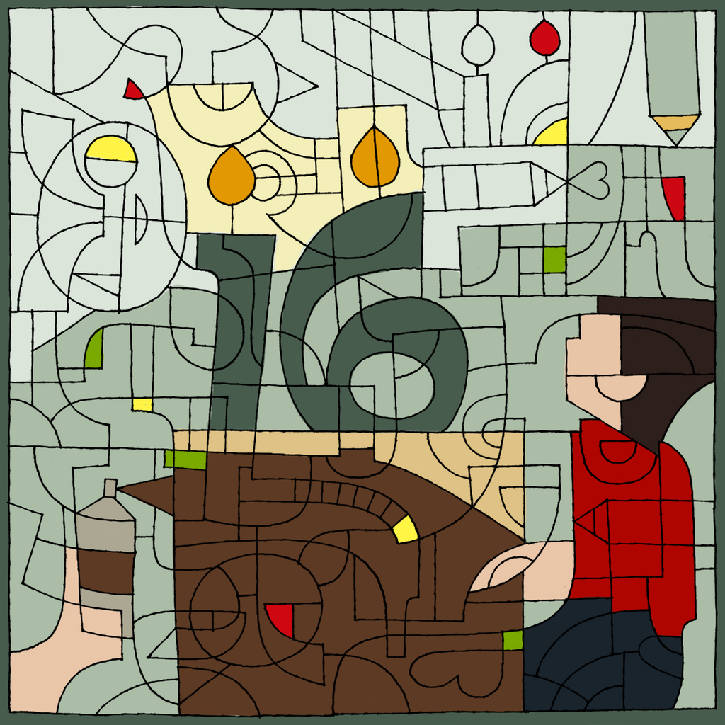 Happy Birthday DeviantArt by Gnewi