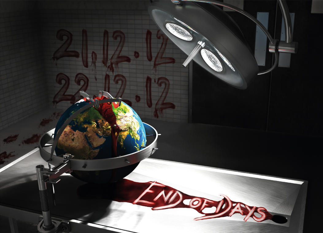 End of Days 2012 by haakenson