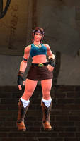 SXT Lara Croft (Tomb Raider)