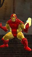 SXT Iron Man cosplay