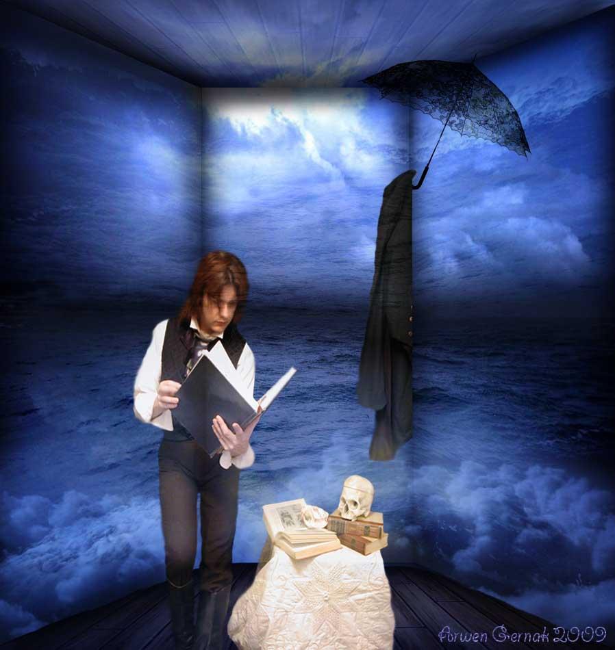 Le ciel dans une chambre by arwengernak on deviantart for Douche dans une chambre