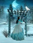 Winter is a door for dreamers