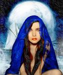 Gipsy, fille de la lune by ArwenGernak