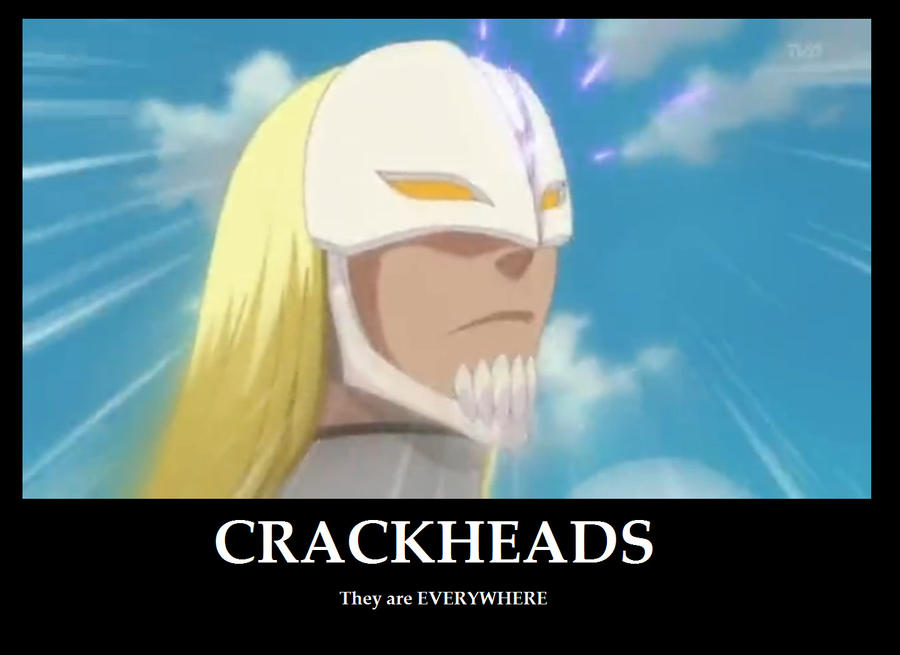 Bleach Crackheads by KonekoKaburagi