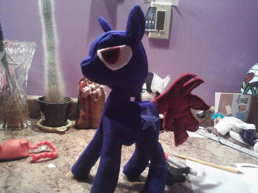 My Little Pony Plush WIP by KonekoKaburagi