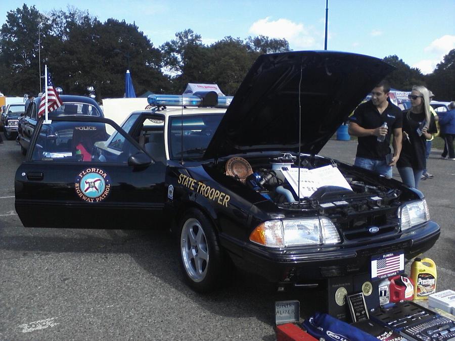 5.0 Florida State Police car by KonekoKaburagi