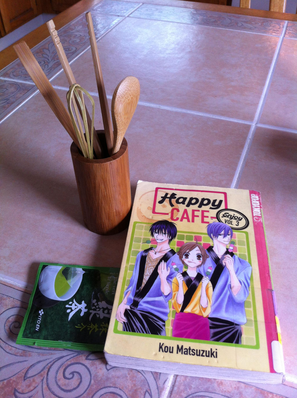 Emergency Happiness kit... by KonekoKaburagi