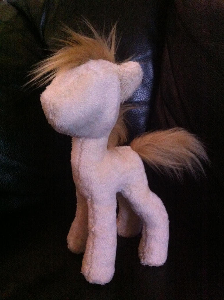 Alicorn body plushie by KonekoKaburagi