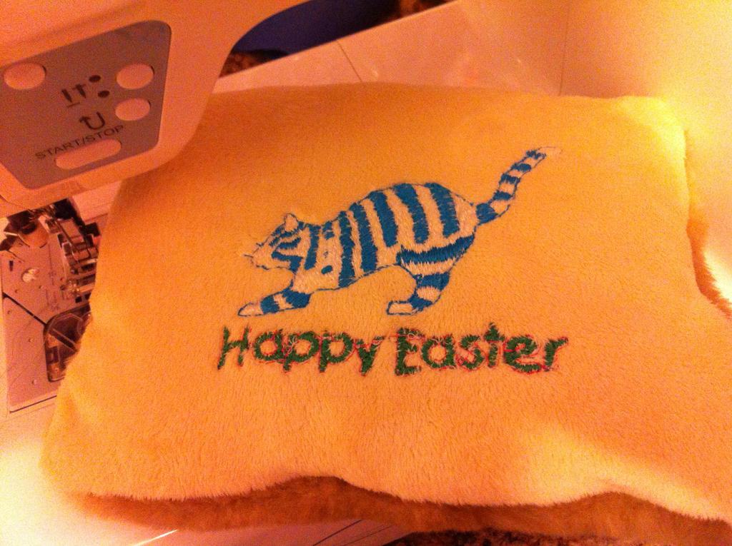 Made with love: Happy Easter by KonekoKaburagi