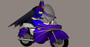 Batgirl 00