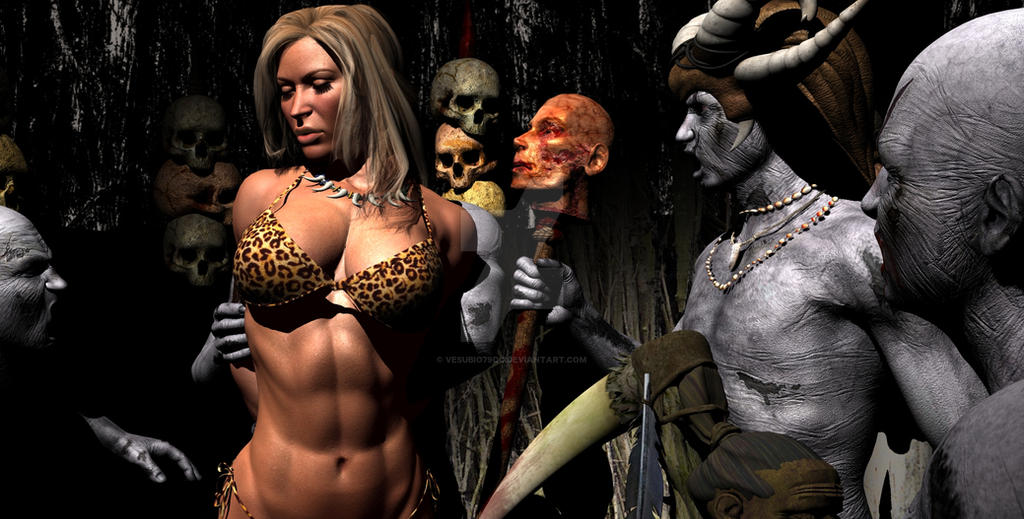 Stream cannibal girls nude