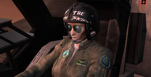 Aliens Marine Dropship 02