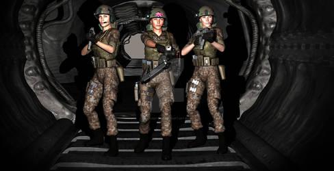 Aliens Marine 00