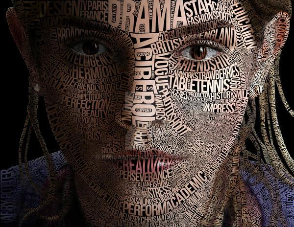 Emma Watson Typography