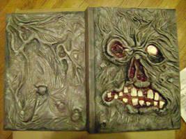 Evil Dead Necronomicon by MissNicka