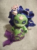Mermaid Munny by MissNicka