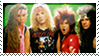Steel Panther stamp by starchild-rocks