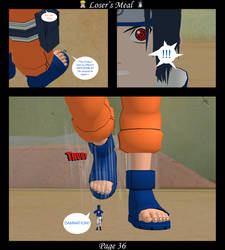 [Naruto GT Macro Comic] - Loser's Meal Page 36