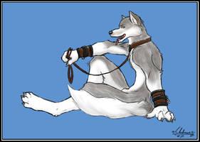 - Terk Wolf - by Galadrex