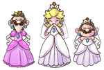 SMB   Super Princess Bros. (SP/RB)