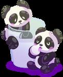 Oreo Pandas (+RB)
