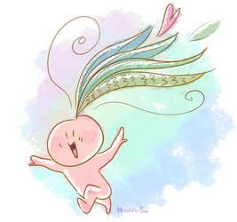 My OCs | Turnip? Baby?