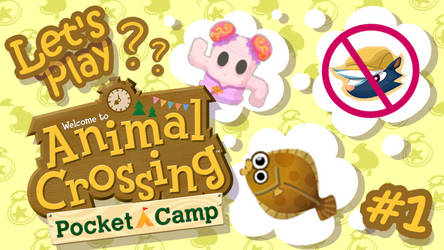 AC | Let's Play Pocket Camp #1 on YT!