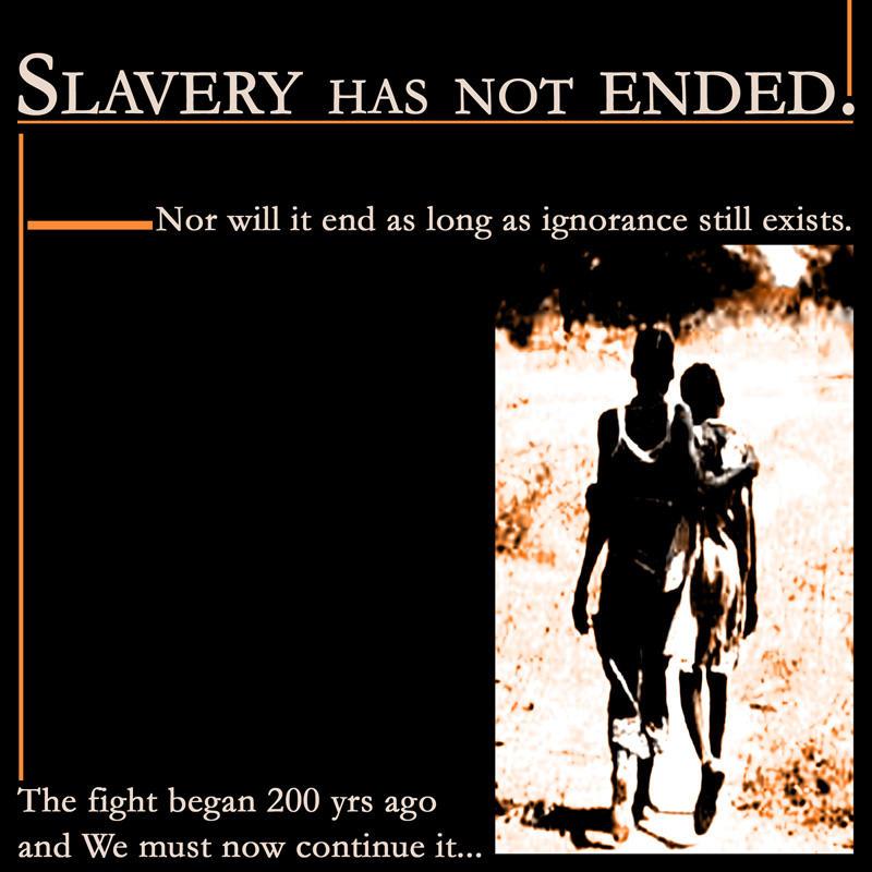 everybodys slave aware modern slavery
