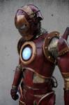 Steam Punk Iron Man by TheDreamerWorld