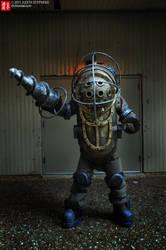 AnimeCentral 11 - Bioshock 01 by TheDreamerWorld