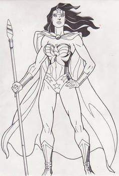 good'ol wonder woman