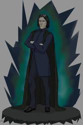 Potions Master (Professor Snape) by PopKIllerOK