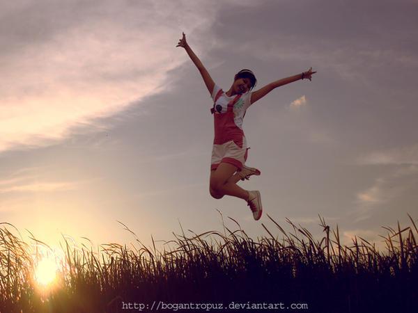 happiness by Bogantropuz