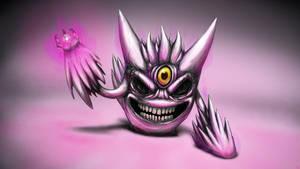 :Shiny Mega Gengar- Hex: