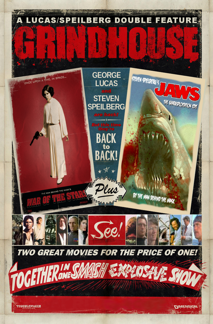 Grindhouse jaws-wars by MisterBill82