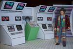Nerva Control Room by WeirdFantasticToys