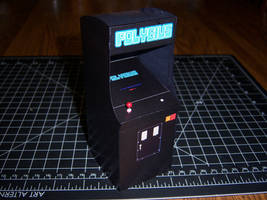 Polybius cabinet by WeirdFantasticToys
