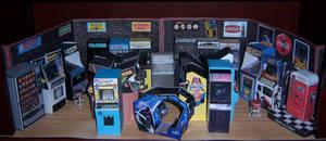 Shadies Arcade VIII by WeirdFantasticToys